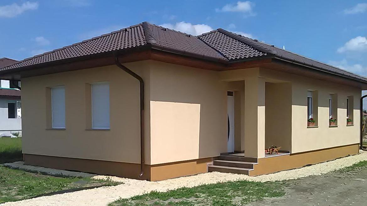 85 m²-es családi ház megrendelhető, saját telekre! AKCIÓ !! 279 000 Ft/m²